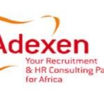 adexen recruitment 2019