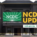 COVID-19 Laboratory Manager at the Nigeria Centre for Disease Control (NCDC) 10