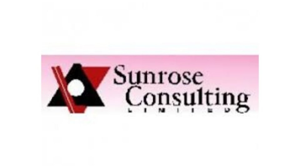 Mechanical Engineer at Sunrose Consulting Limited