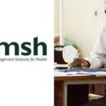 M & E Database Consultant at the Management Sciences for Health (MSH) - Katsina & Taraba 32
