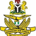 Legal Officer at the Nigerian Air Force (NAF) 6