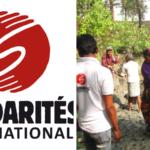 Data Entry Clerk at Solidarities International 30
