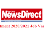 Marketing / Business Development Executives at the Nigerian NewsDirect Newspaper - 21 Openings 44