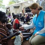 Protection Associate at the United Nations High Commissioner for Refugees (UNHCR) 20