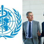 National Consultant at the World Health Organisation [WHO] 38